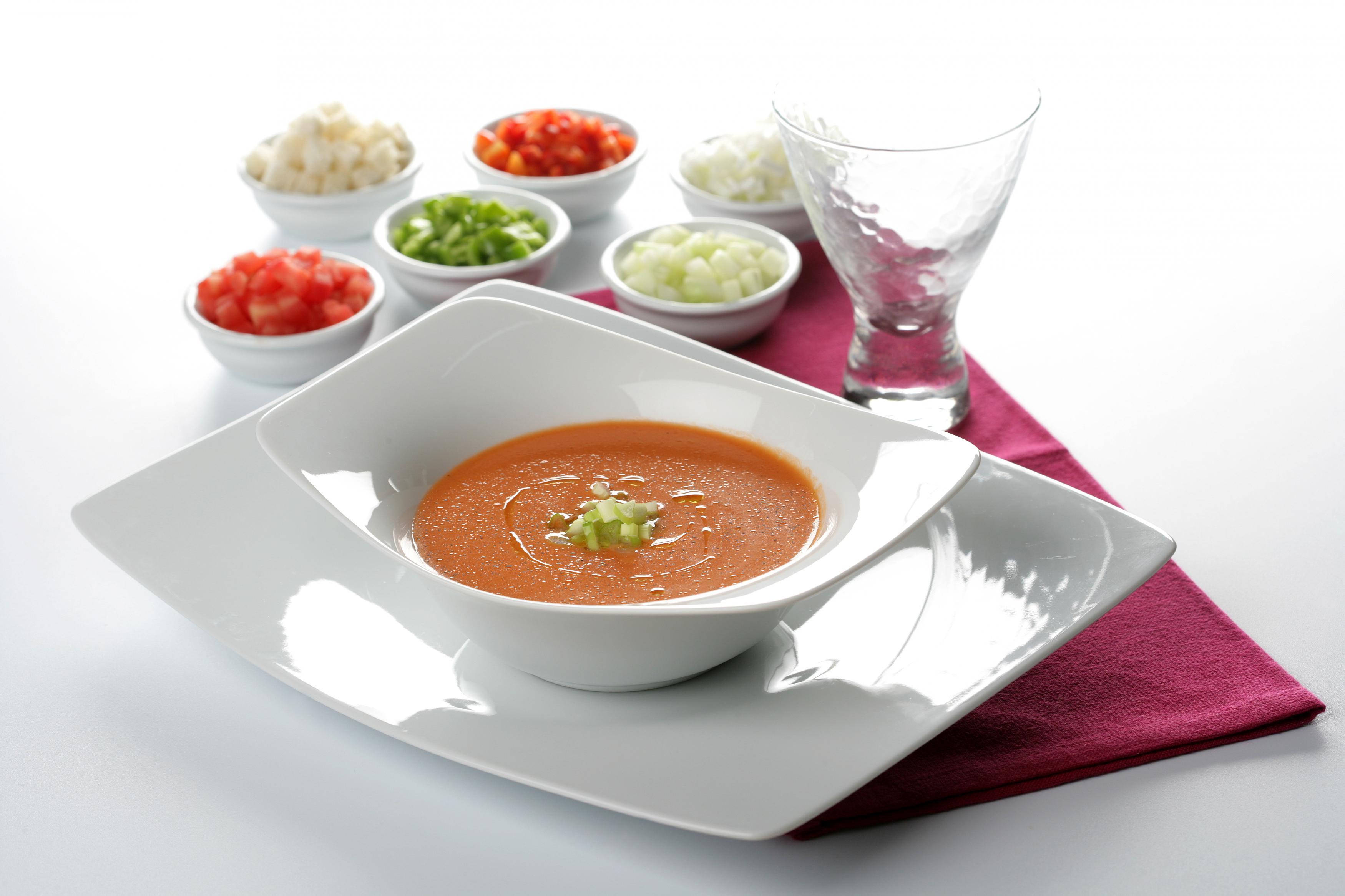How to make the best Spanish gazpacho