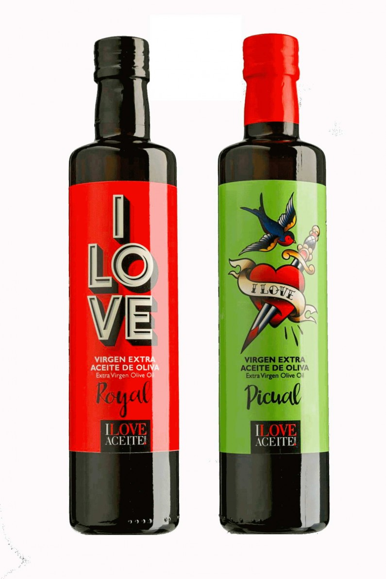 PACK GREEN AND RED 500 ML