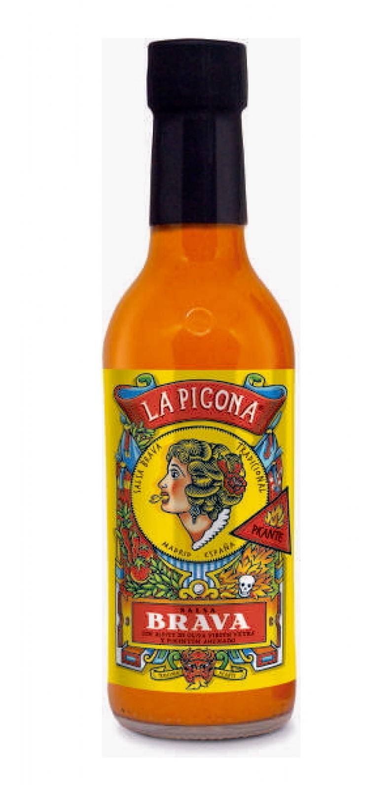 La Picona Brava sauce (spicy) 11 oz