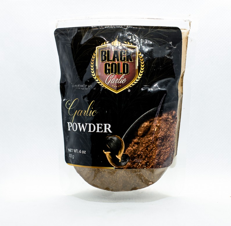 Black Garlic Powder 4 oz