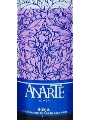 ANARTE Red wine (joven/young)