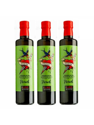 ILOVEACEITE GREEN 500 ml | Case 3 units