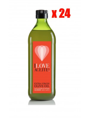 ILOVEACEITE RED LABEL 250 ML | 8.45 fl oz | PET (CASE 24 UNITS)