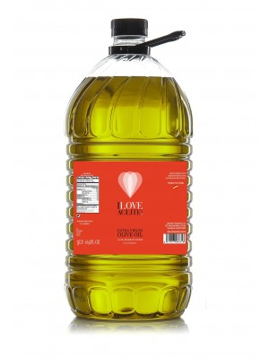ILOVEACEITE RED LABEL (1 BOTTLE) 5 L - 1.33 gal