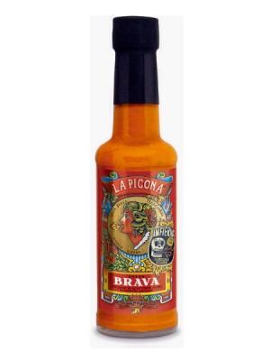 La Picona Brava sauce (inferno) 5 oz