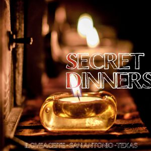 Enjoy our #SecretDinners