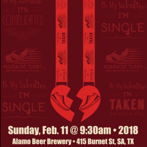 ILOVEACEITE sponsor of the 7th Annual Be My Valentine 5K Run/Walk