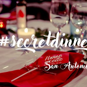 March #secretdinners by ILOVEACEITE