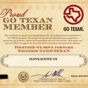 ILOVEACEITE new proud GO TEXAN member